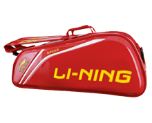 Badminton Bag 9 Racket ULTIMATE [RED] ABJH064-1