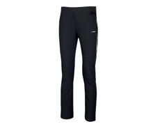 Badminton Clothing Women's Pants NATIONAL TEAM [BLACK] AKLK116-1