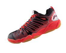 Badminton Shoes Men's LIN DAN HERO-II TD [BLACK] AYTJ013-1