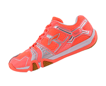 Buy Badminton Shoes Woman's PROFESSIONAL [PINK] AYTJ058-2 for Badminton