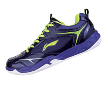 Badminton Shoes Men's COMPETITION [PURPLE] AYTJ079-4