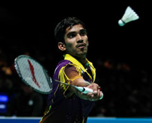 Buy KIDAMBI SRIKANTH for Badminton