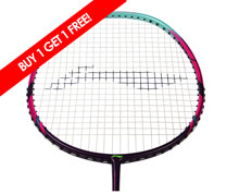Badminton Racket - Windstorm 78SL III