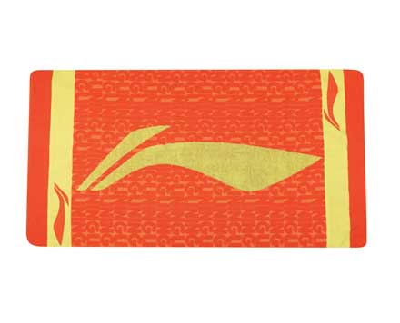 Badminton Bath Towel [RED] AQAJ292-1