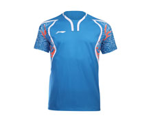 Buy Kid's Badminton T-Shirt [BLUE] AAYL122-2 for Badminton
