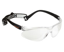 Buy Badminton Goggles IMPULSE [BLACK] 950241 for Badminton