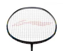 Badminton Racket MEGA POWER UC 7000 [BLK]
