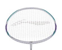Badminton Racket MEGA POWER HC 1800 [WHITE]