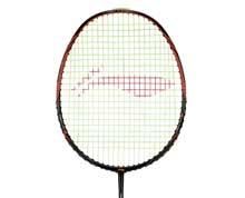 Badminton Racket - High Carbon 1100 [BLACK]