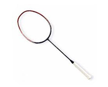 Badminton Racket MEGA POWER BF N90IV [RED]