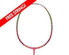 Badminton Racket - TURBO CHARGING 70I