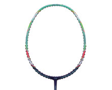 Badminton Racket - AERONAUT 7000I [GREEN]