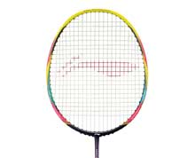 Buy Badminton Racket - Windstorm 74 [YELLOW] for Badminton