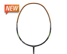 Buy Badminton Racket MEGA POWER HC 1800 [BLACK] for Badminton