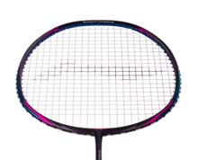 Badminton Racket MEGA POWER Turbo N9-II [BK]