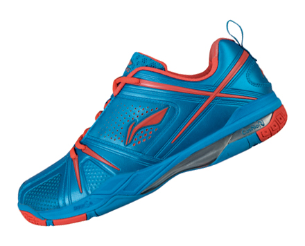 Men's Badminton Shoes [BLUE] AYAJ007-1