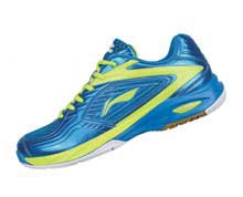 Men's Badminton Shoes [BLUE] AYAJ073-2