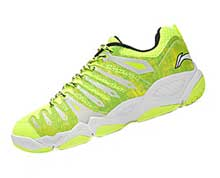 Men's Badminton Shoes [YELLOW] AYTK057-3