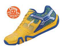 Men's Badminton Shoes [YELLOW] AYTK059-2