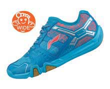 Men's Badminton Shoes [BLUE] AYTK059-4