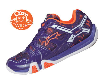 Men's Badminton Shoes [PURPLE] AYTL067-1
