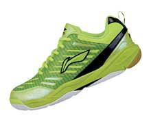 Men's Badminton Shoes [GREEN] AYZK003-2