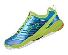 Men's Badminton Shoes [BLUE] AYZK003-4