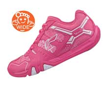 Woman's Badminton Shoes [PINK] AYTK062-1