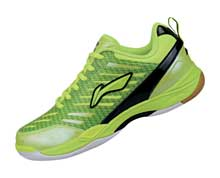 Women's Badminton Shoes [GRN] AYZK004-2
