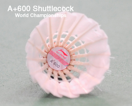 Badminton Shuttlecocks A+ 600 ULTIMATE Grade [77] SINGLE Tube image 4