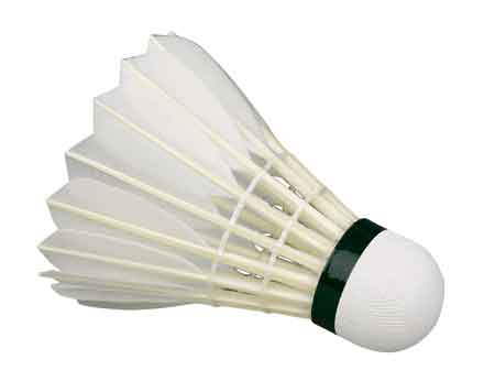 Badminton Shuttlecocks A+ 600 ULTIMATE Grade [77] SINGLE Tube image 3