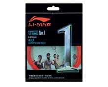 Badminton String No. 1 [RED] AXJJ018-4