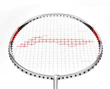 Badminton Racket - Carbon Graphite A700 [RED]