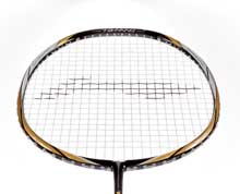 Buy Badminton Racket - MEGA POWER Turbo Charging N9 for Badminton