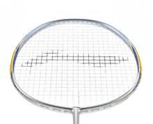 Badminton Racket Windstorm 600 [SILVER]