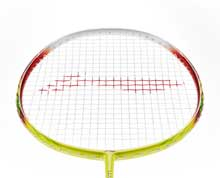 Badminton Racket Windstorm 500 [YELLOW]