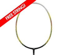 Badminton Racket - Windstorm 500 [BLACK]