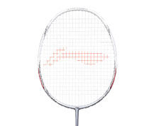 Badminton Racket - Ultra Carbon 6000 [WHITE]
