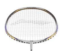 Badminton Racket ULTRA SHARP Turbo N7-II [WH]