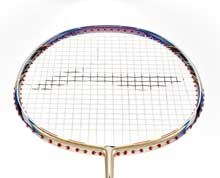 Badminton Racket MEGA POWER Air Stream N55-III