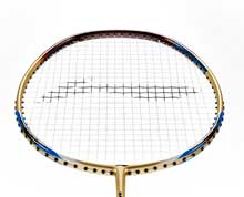 Badminton Racket CLUB PLAY C Graphite A900
