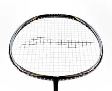 Badminton Racket MEGA POWER Turbo 9TD