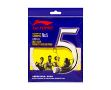 Badminton String - No.5 [WHITE]