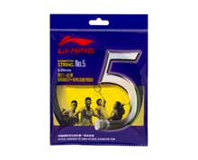 Badminton String - No.5 [BLACK]