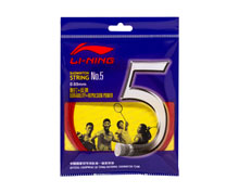 Badminton String No. 5 [RED] AXJJ006-4