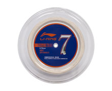 Badminton String No. 7 Reel [WHI] AXJJ066-1