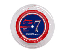 Badminton String No. 7 Reel [RED] AXJJ066-4