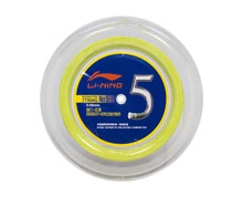 Badminton String No. 5 Reel [YEL] AXJJ068-2