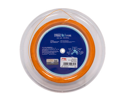 Badminton String - No.1 Reel [ORANGE]