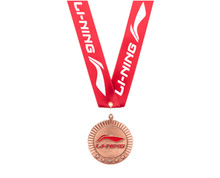 Badminton Accessory - Tournament Medal - BRONZE